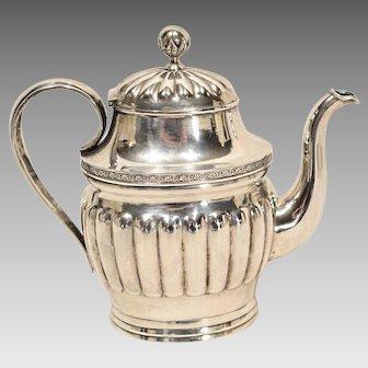 Antique Finnish  Silver Teapot
