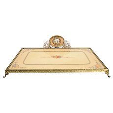 Exceptional Large 1920s Perfume Tray