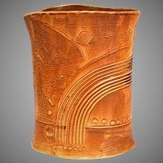 """""""Terra"""" Vase by Bertil Vallien for Rorstrand"""
