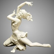"""Large Hutschenreuther Dancer Figure """"The Finale"""""""