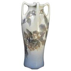 """13"""" Royal Copenhagen Art Nouveau Vase"""