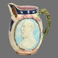 c1880 James A. Garfield Pitcher