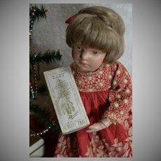c.1890's Santa Claus Soap Box - LID ONLY - No Contents