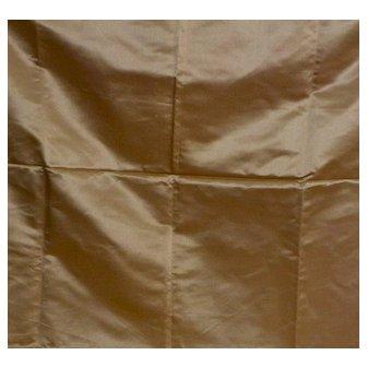 "Antique Skinner Satin Fabric / Doll Costumes 36"" x 23"""