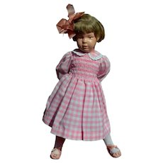 Darling 16 in. Schoenhut 301 Character Doll