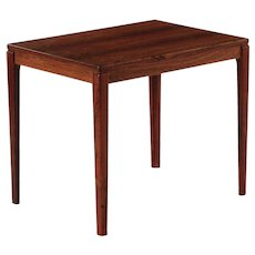 Swedish Mid-Century Modern Rosewood Side Table by Ulferts Møbler, 1960s