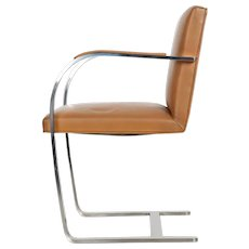 Vintage Mies van der Rohe for Knoll BRNO Dining Chair