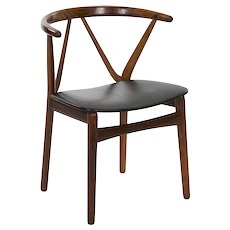 Kjaernulf for Hansen Danish MCM Arm Chair, Circa 1950s