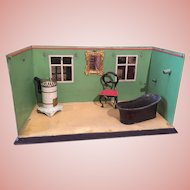 Rare Original Bathroom by Rock & Graner