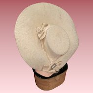 Great Original French Hat for Fashion Dolls