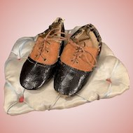 Nice German Doll Shoes