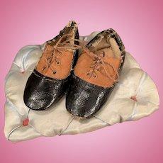 Nice German Doll Shoes