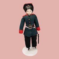 *Final Sale* Lovely Dollhouse China Soldier