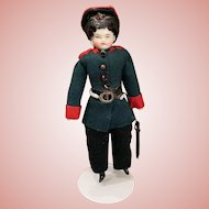 Lovely Dollhouse China Soldier