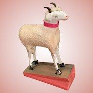 Lovely Goat Toy