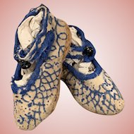 Very Early Doll Shoes
