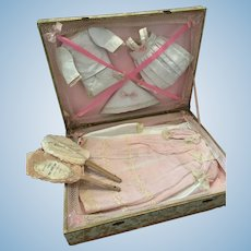 Original French Presentation Box for Bebe