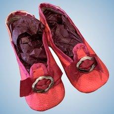 Rare Pink Original Fashion Doll Shoes