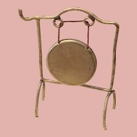 Erhard & Sohne table Gong