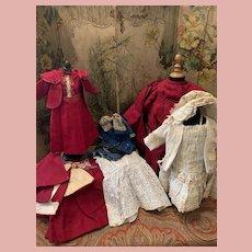 Lot of Good Doll Dresses