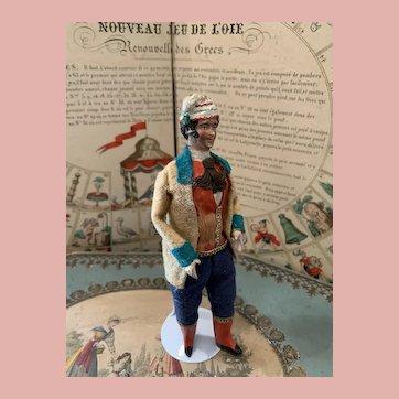 Early Pfeiffer Dollhouse Gentleman