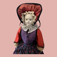 Pretty All Original  Pauline Doll