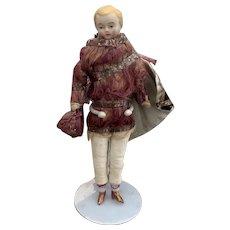 Early Dollhouse Boy