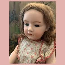 "Beautiful Rare German Gebr. Heubach Doll ""6970"""