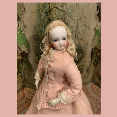 Pretty French Fashion Doll Possible by Simone