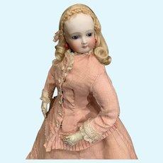 Pretty French Fashion Doll Possible by Simone