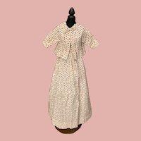 Early Original Daydress for Dolls