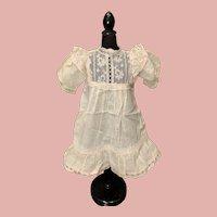 Old French Chemise for Bebe Dolls