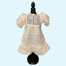 Old French Chemise for Bebe Dolls