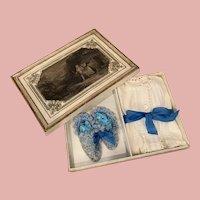 Adorable Presentation Box with Sleeping Items for Fashion Dolls