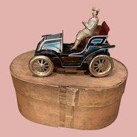Tin Plate Car by Issmayer