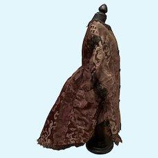 Luxury Antique French Fashion Doll Coat