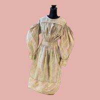 Early Original Doll Dress