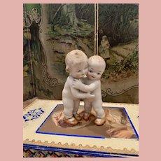 Original Heubach Bisque Figurine