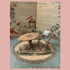 Sweet French Dollhouse Duet
