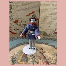 Early Dollhouse Doll