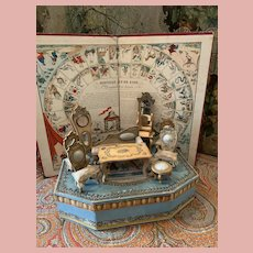 Beautiful Set of Dollhouse Furniture