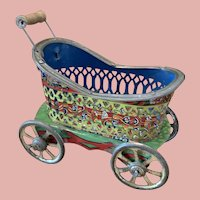 Very Unusual Little Penny Toy Carriage