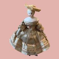 Pretty Little Dollhouse Girl