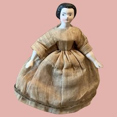 Early German Composition Doll.