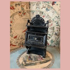 Extremely Rare Dollhouse Desk by Rock & Graner