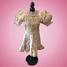Original Jumeau Factory Dress