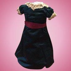 Lovely Early Silk Dress