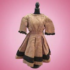 Lovely Old Dress for Dolls