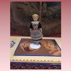 Lovely Original Dollhouse Doll