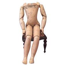 Rare Fashion Doll Body